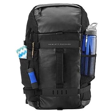 "HP Odyssey Backpack Black 15.6"" (L8J88AA#ABB)"