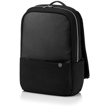 "HP Pavilion Accent Backpack Black/Silver 15.6"" (4QF97AA#ABB)"
