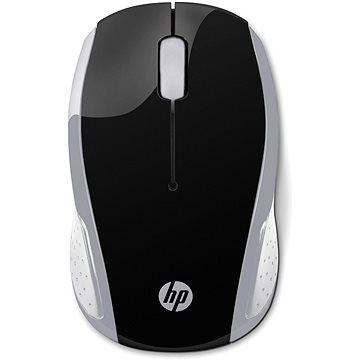 HP Wireless Mouse 200 Pike Silver (2HU84AA#ABB)