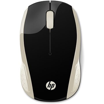 HP Wireless Mouse 200 Silk Gold (2HU83AA#ABB)