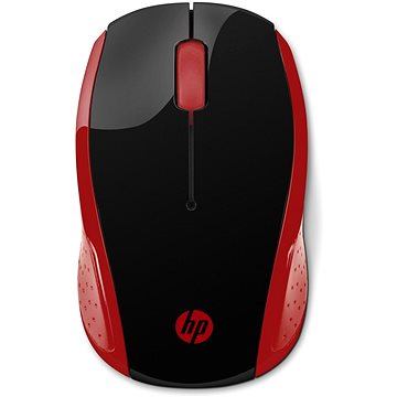 HP Wireless Mouse 200 Empres Red (2HU82AA#ABB)