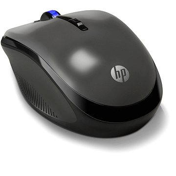 HP Wireless Mouse X3300 Grey / Silver (H4N93AA#ABB)