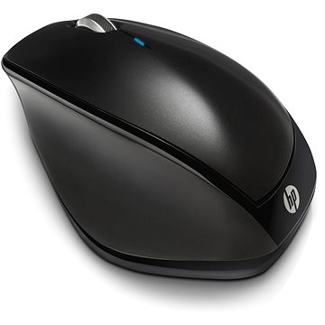 HP Wireless Mouse X4500 Sparkling Black (H2W26AA#ABB)