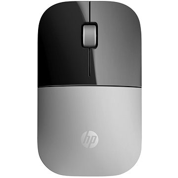 HP Wireless Mouse Z3700 Silver (X7Q44AA#ABB)