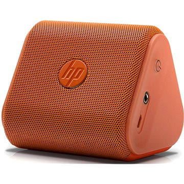 HP Roar Mini Bluetooth Speaker Neon Orange (G1K48AA#ABB)