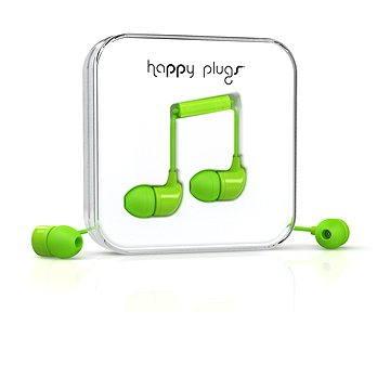 Happy Plugs In-Ear Green (7719)