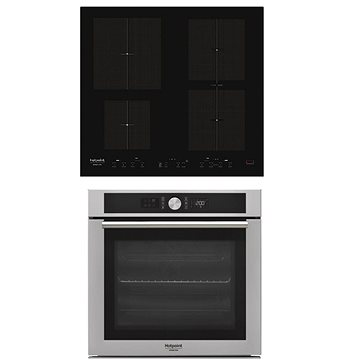 HOTPOINT-ARISTON FI4 854 P IX HA + HOTPOINT-ARISTON KID 641 B B