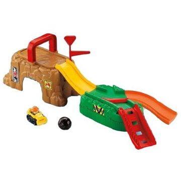 Fisher Price Wheelies přenosná hrací sada