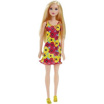 Barbie Panenka v květinových šatech 1 (ASRT0027084929522)