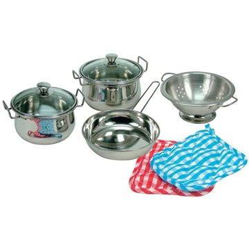 Bino Sada nerezového nádobí (4019359833920)