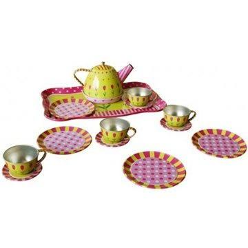Bino Dětský čajový set (4019359833883)