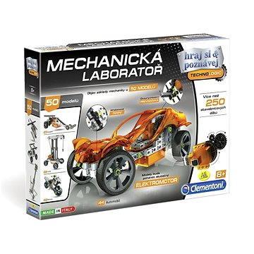 Mechanická laboratoř (8590228027283)