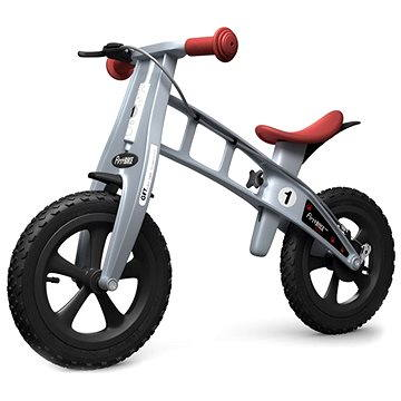 FirstBike Cross Silver (8718309410179)