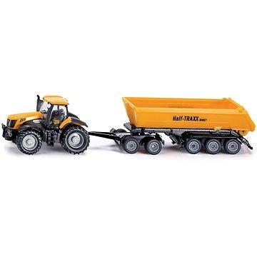 Siku Farmer - Traktor se sklápěcím přívěsem (4006874018581)