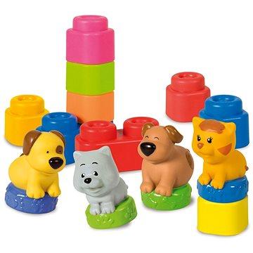 Clementoni Clemmy - Zvířátka (8005125147731)