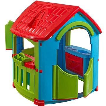 Domeček Hobby House s kuchyňkou a dílnou (7290100906651)