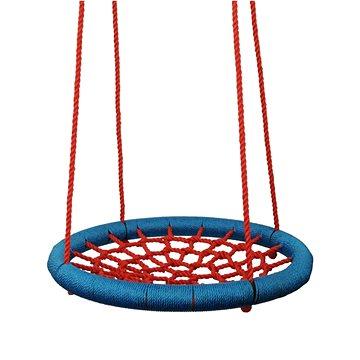 Woody Houpací kruh (modro-červený) (8591864914012)