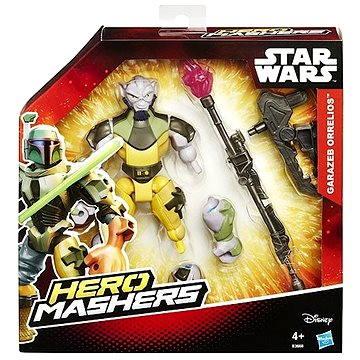 Star Wars Hero Mashers - Garazeb Orrelios Deluxe (ASRT5010994903268)