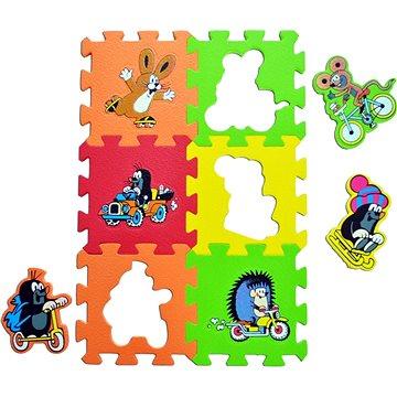 Krteček Pěnové puzzle (8595146166205)