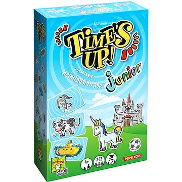 Time´s Up Junior (8595558302642)