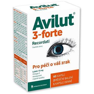 AVILUT® 3-forte Recordati cps. 60 (3518637)