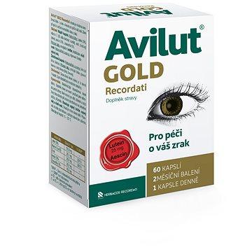 AVILUT® Gold Recordati cps. 60 (3404945)