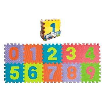 Teddies Pěnové puzzle čísla (4897020030928)