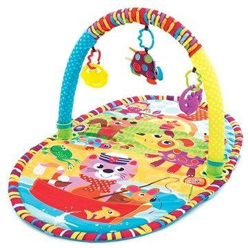 Playgro – Hrací podložka Zvířátka v parku (9321104845740)