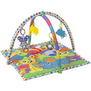 Playgro – Hrací deka se zvířátky (9321104854773)