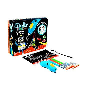 3Doodler Start Super Mega Pen Set (3DS-MEGA-DGF-R)
