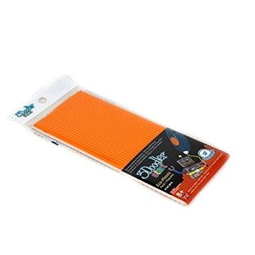 3Doodler Eco-Plastic Orange (3DS-ECO-06-ORANGE-24)
