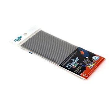 3Doodler Eco-Plastic Grey (3DS-ECO-08-GREY-24)