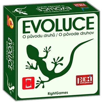 EVOLUCE - O původu druhů (8594172790019)