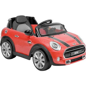 Dětské autíčko Mini Cooper – červené (8595614912174)