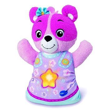 Vtech Usínáček Medvídek růžový (3417761435588)