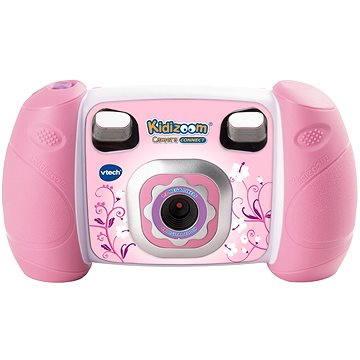 Vtech Kidizoom Connect - růžový dětský fotoaparát (3417761407509)