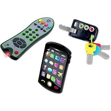 Trio set Tech Too - klíče, ovladač a telefon (8436538670903)