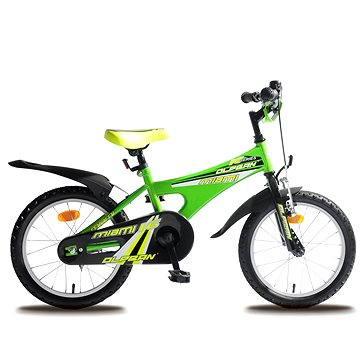 Olpran Dětské kolo Miami zelené (ASRT8595243821960)