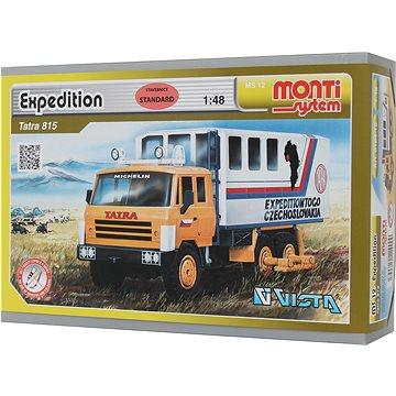 Monti system 12 - Expedice Tatra 815 měřítko 1:48 (8592812112009)