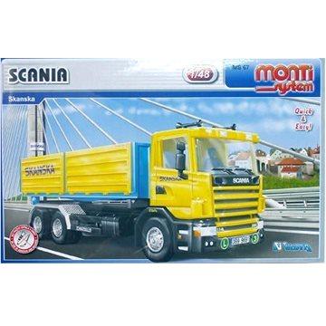 Monti system 67 - Scania Skanska měřítko 1:48 (8592812103373)