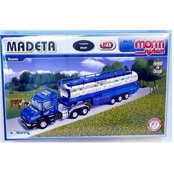 Monti system 72 - Madeta Scania měřítko 1:48 (8592812172102)