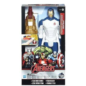 Avengers - Akční figurka s svítícím doplňkem Iron man (ASRT5010994854119)