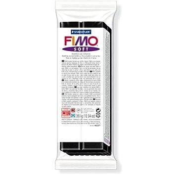 Staedtler Fimo FIMO Soft 8020 - černá (4006608811488)