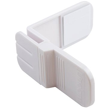 Bezpečnostní zábrana na skříně a šuplíky ve tvaru L 2 ks (5019090443661)