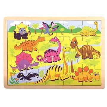 Bino Puzzle - Dinosauři (4019359880795)