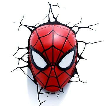 Philips 3D Světlo na zeď - Spiderman (8718696122648)