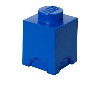LEGO Úložný box 125 x 127 x 180 mm - modrý (5706773400119)