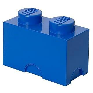 LEGO Úložný box 125 x 250 x 180 mm - modrý (5706773400218)