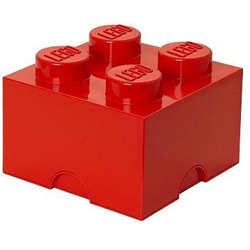 LEGO Úložný box 250 x 250 x 180 mm - červený (5706773400300)