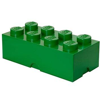 LEGO Úložný box 250 x 500 x 180 mm - tmavě- zelený (5706773400447)